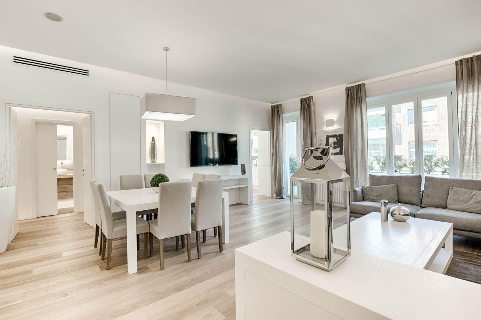 Ristrutturazione appartamento Viale Bruno Buozzi a Roma